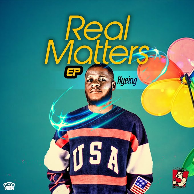 DOWNLOAD MP3: HYEING - RealMattersEp