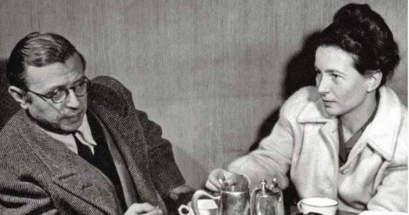 Risultati immagini per al caffè degli esistenzialisti