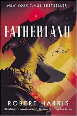 Fatherland by Robert Harris – Book Cover