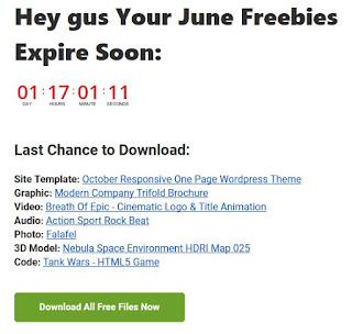 Free blogger template premium terbaru