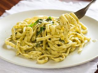 Egg Noodles with Mushroom (Mantarli Eriste)