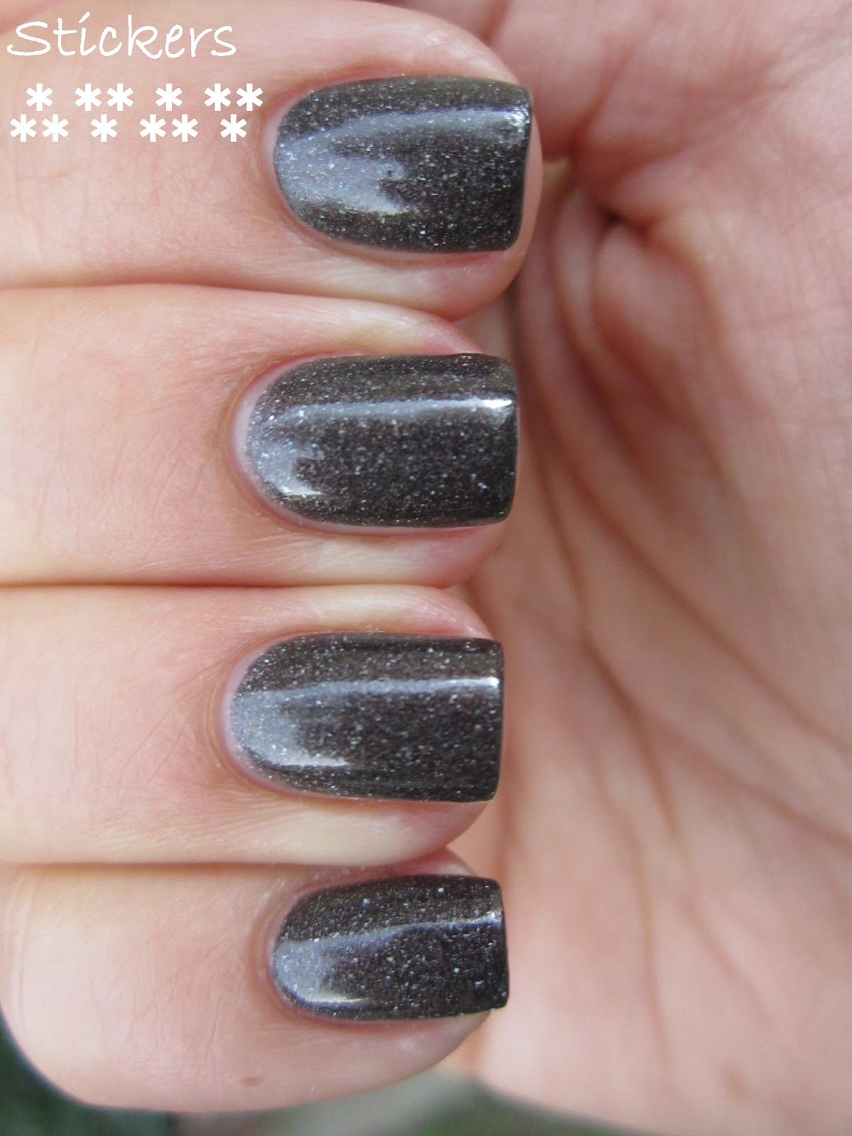 Nails, wanted!: OPI My Private Jet non holo version