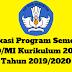Aplikasi Program Semester SD/MI Kurikulum 2013 Tahun 2019/2020 - Ruang Lingkup Guru
