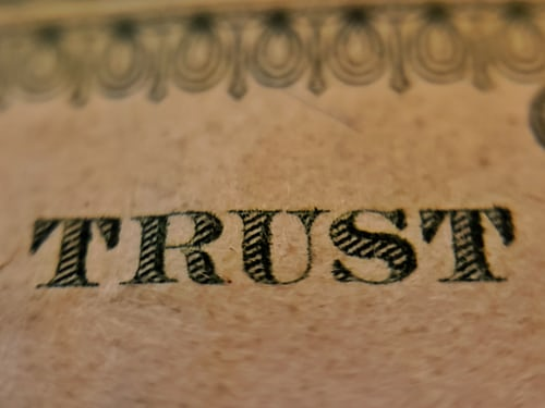 Trust in the Lord Your God Forever