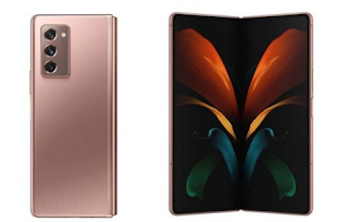 Detail, Harga, dan Fitur-Fitur Hebat Samsung Galaxy Z Fold 2