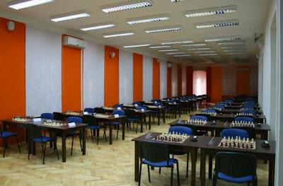 Salón Dama del Sahovski Klub Rijeka