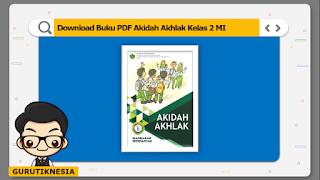download ebook pdf  buku digital akidah akhlak kelas 2 mi