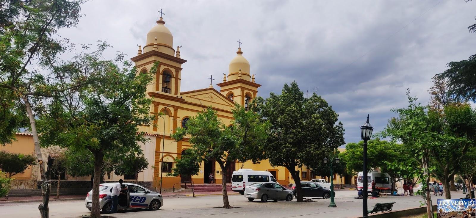 Argentine Salta Cafayate boucle nord et sud