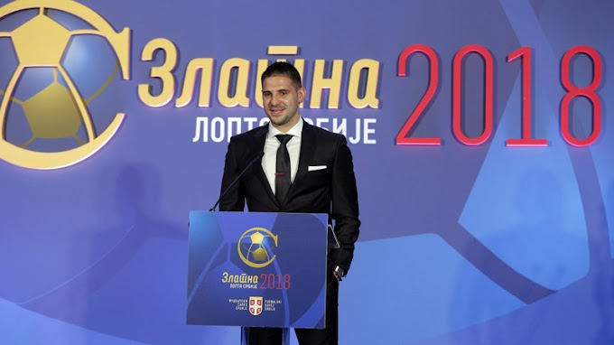 Najbolji igrač u 2018. godini je Aleksandar Mitrović!