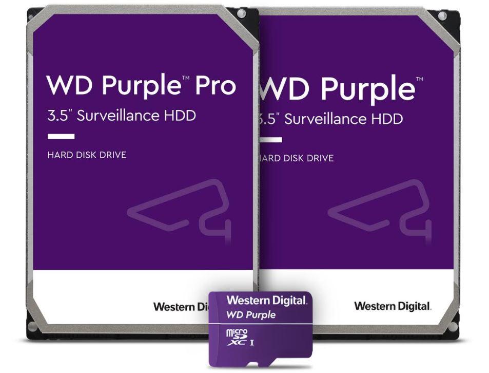 WD Purple Pro, Dukung Kapabilitas Perekam Video Pintar dan Kinerja AI dari Endpoint ke Cloud