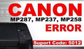 Cara Mengatasi Printer Canon Mp258 Dan Mp287 Error E03
