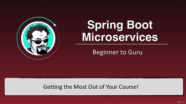 Spring Boot Microservices with Spring Cloud Beginner to Guru