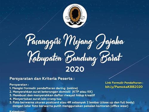 Pasanggiri Mojang Jajaka KBB 2020