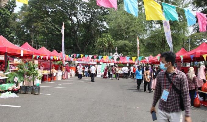 Gelar Pasar Tani, Ini Tujuan Distan Kabupaten Serang