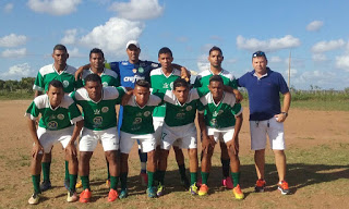 Palmeiras de Campo Grande empata em casa e se garante para a fase de mata-mata da 1ªCopa Regional