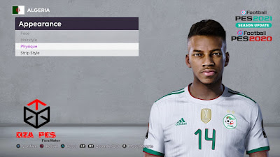 PES 2020 Faces Hichem Boudaoui by Dzayer Pes
