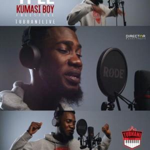 DOWNLOAD Mp3: Ypee – Kumasi Boy (Freestyle)