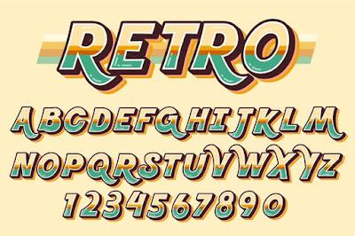 Daftar Situs download font keren GRATIS