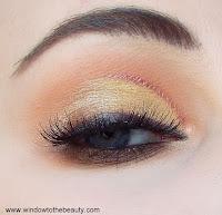 melt cosmetics brązowy tutorial makijażowy