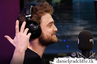 Daniel Radcliffe on BBC Radio 1's Breakfast Show with Nick Grimshaw