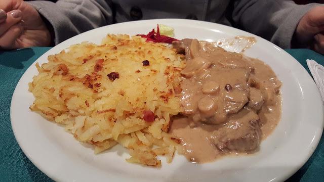 Restaurante Bräun & Bräun, Mury
