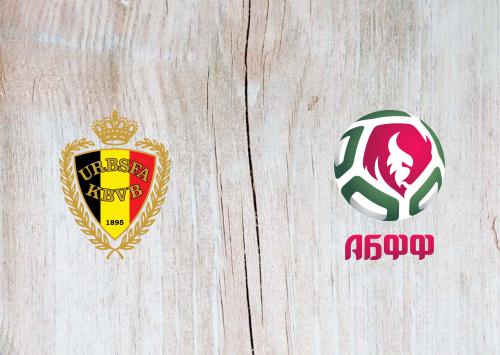 Belgium vs Belarus -Highlights 30 March 2021
