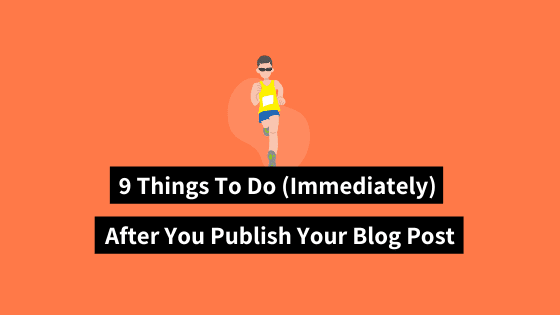 blogging, after-publish-blog-post
