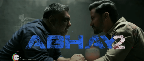 Abhay Season 2 Web Series Season 1, 2 on ZEE5 - Here is the ZEE5 Abhay Season 2 Season 1, 2 wiki, Full Star-Cast and crew, Release Date, Promos, story, Character, Photos, Title Song.