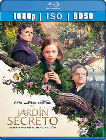 El jardín secreto (2020) 1080p BD50 Latino [GoogleDrive] Tomyly