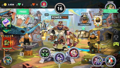 game mmorpg android PVP