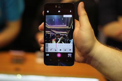 Dep lung linh voi camera cua Zenfone Selfie