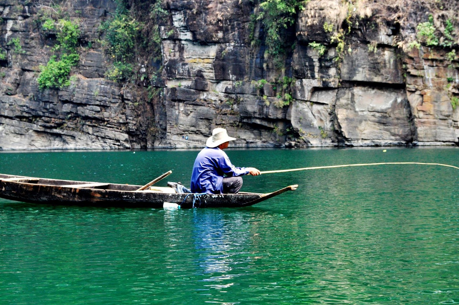 Dawki River - Paradise of North East