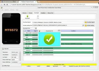Flashing Huawei Y5 MYA-L22 Via Flashtool Tnpa Kendala