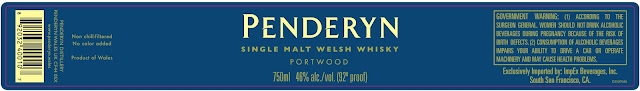 Penderyn Single Malt Welsh Whiskey - Portwood