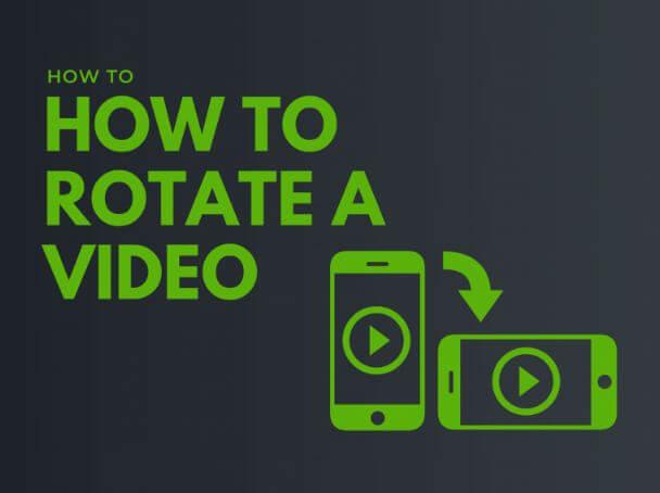 كيفية, تحويل, الفيديو, الأفقي, إلى, عمودي, والعكس, في, اندرويد, و ايفون