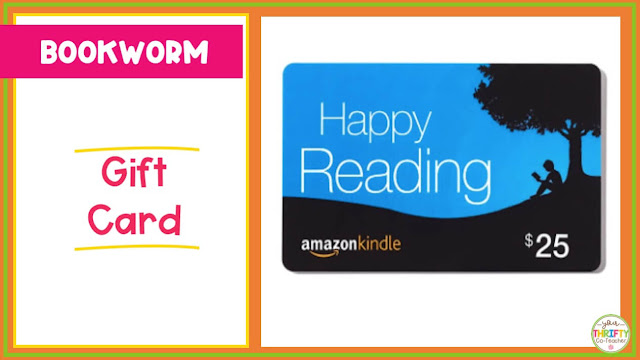 Looking for teacher gift ideas for the holidays? An Amazon gift card might be what you're looking for.