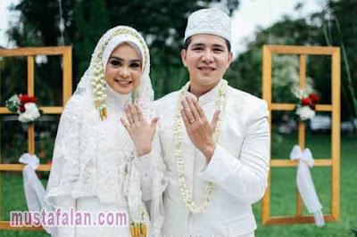 doa untuk pengantin baru nikah