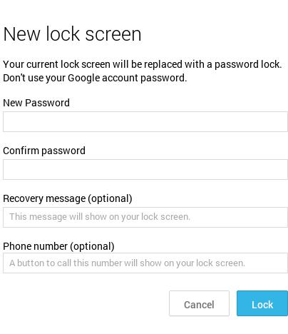 Begini  Cara Menemukan Ponsel Android yang Hilang atau Dicuri 7