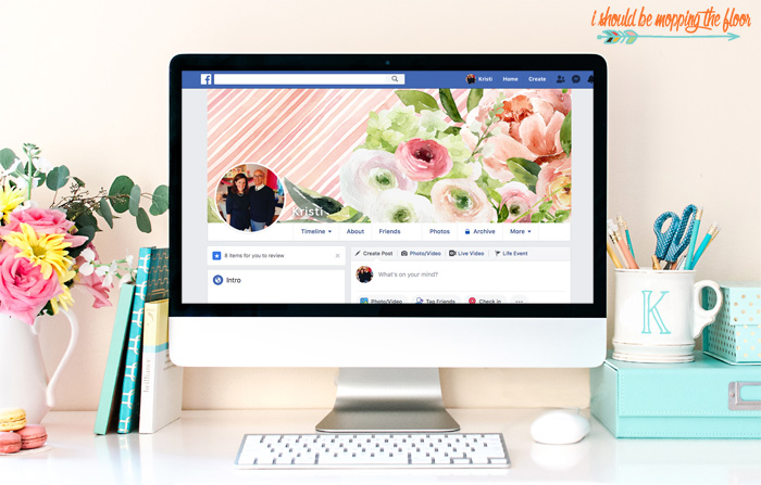 5 Free Spring Facebook Cover Photos