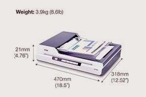 epson workforce gt-1500 document scanner manual