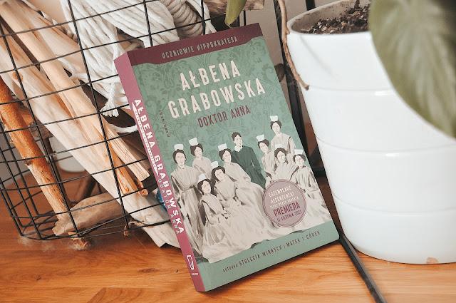 """Doktor Anna"" - Ałbena Grabowska"