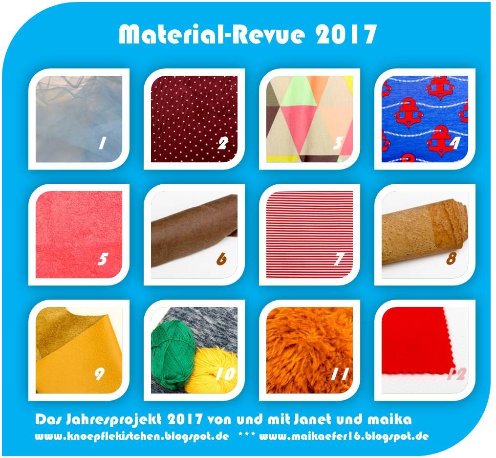 Material-Revue 2017