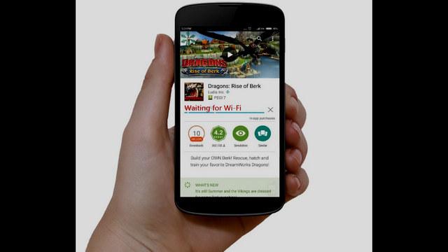 كيفية إصلاح خطأ تعليق التحميل في متجر جوجل بلاي Waiting for Wi-Fi