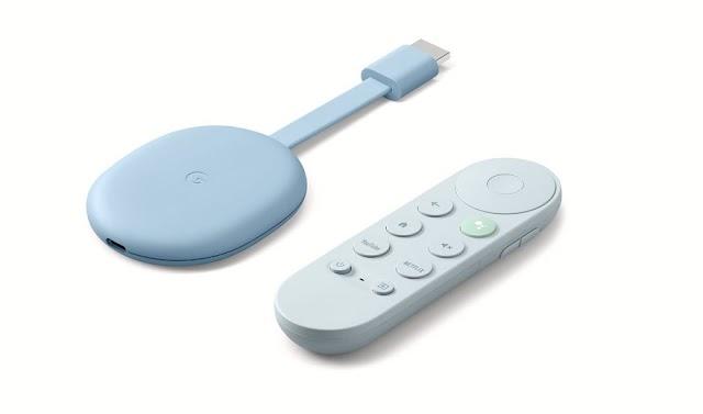 مواصفات كروم كاست  Chromecast with Google TV