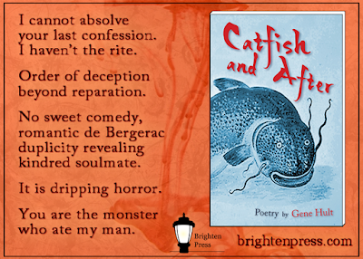 Catfish and After, poetry by Gene Hult from Brighten Press