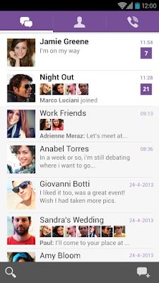 تحميل تطبيق فايبر Viber