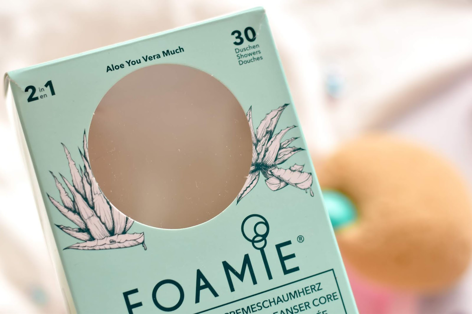 Foamie Aloe You Vera Much