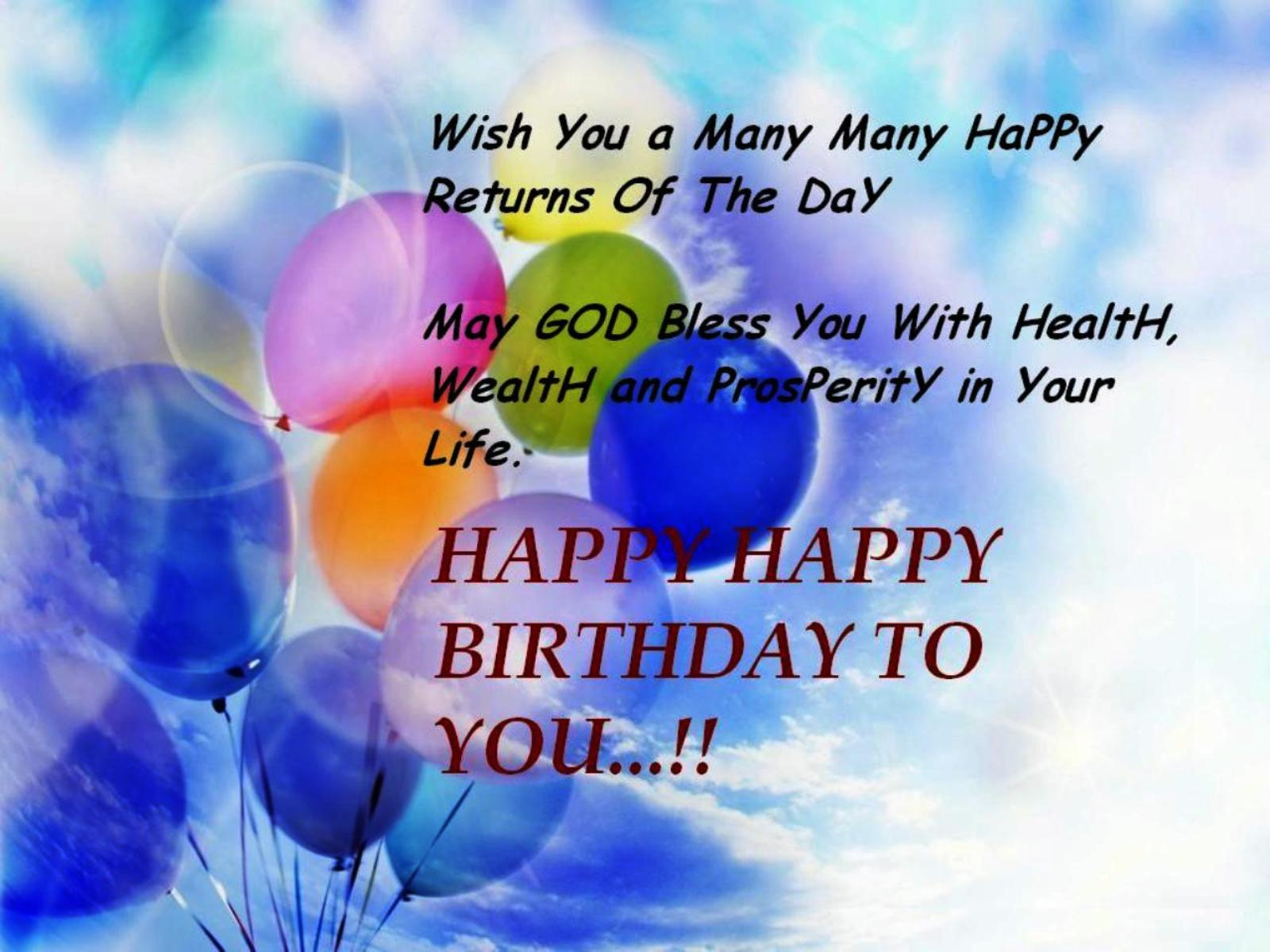 50 birthday wishes and messages with images quotes good morning birthday wishes m4hsunfo
