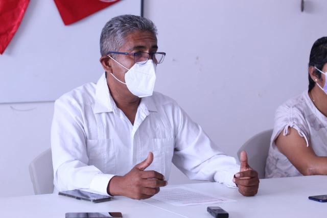 Anuncia Antorcha manifestaciones ante falta de resultados en Yucatán