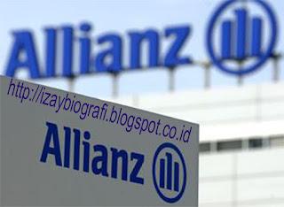 Allianz merupakan salah satu perusahaan terbesar yang berada di banyak tempat di dunia, bergerak di bidang layanan asuransi dan manajemen aset. Allianz berdiri pada tahun 1890 di Jerman dan merupakan perusahaan yang sangat berpengalaman dan mempunyai posisi finansial yang kuat. Saat ini Allianz beroperasi di lebih dari 70 negara di seluruh dunia dan melayani lebih dari 76 juta nasabah di seluruh dunia. Allianz memberikan perlindungan dan pelayanan kepada nasabah, dimana separuh dari nasabah tersebut termasuk dalam kategori perusahaan Fortune 500.  Di tahun 2010, Allianz Group berhasil membukukan total pendapatan lebih dari 106,5 milyar euro. Allianz merupakan perusahaan manajemen aset